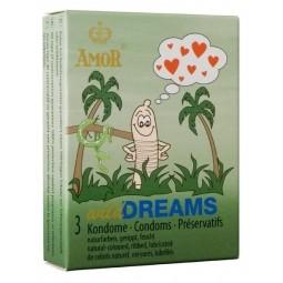 Презервативи - Amor Wild Dreams, 3 шт.