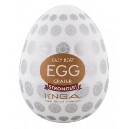 Мастурбатор - TENGA Egg Crater Single
