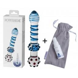 Скляний фалоімітатор - JOYRIDE Premium GlassiX Set 13