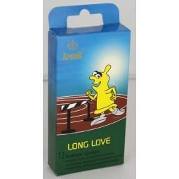 Презервативи - Amor Long Love, 12 шт.