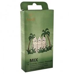 Презервативи - Amor Mix, 12 шт.