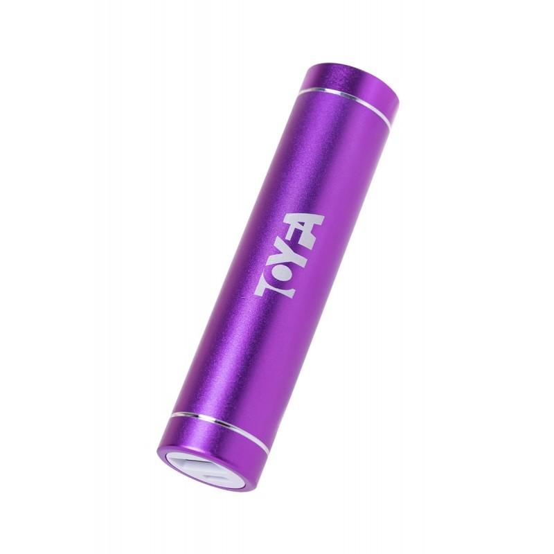 Портативний зарядний пристрій Toyfa A-Toys, 2400 mAh, Micro-USB