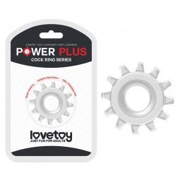 Ерекційне кільце - Power Plus Cockring 3 Clear