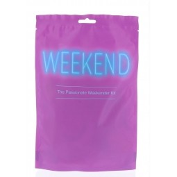 Набір - The Passionate Weekend Kit Assortment