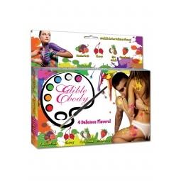 Сьедобние фарби для тіла - Spencer & Fleetwood Edible Body Paints