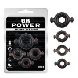 Ерекційне кільце - GK Power Rudder Cock Rings