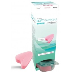 Тампони - Soft-Tampons Normal, 10 шт.