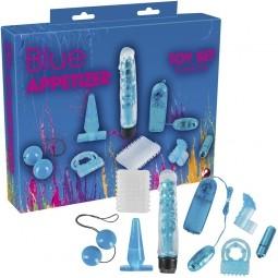 Набір секс-іграшок - Blue Appetizer