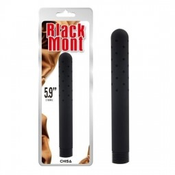Трубка для анального душа - Black Mont Anal Cleaner Tube 5.9 ""