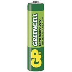 Батарейка GP Greencell 24G, R03, ААA, 1.5V, 1 шт.