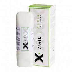 Крем - X-Viril Penis Care Cream, 75 мл