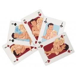 Карти - Kama Sutra, 54 карти