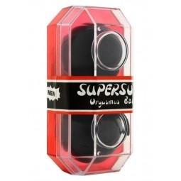 Вагінальні кульки - PVC Duotone Balls, чорний