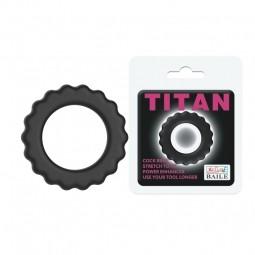 Ерекційне кільце - TITAN Cock Ring Pink