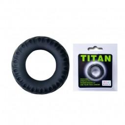 Ерекційне кільце - TITAN cock ring green