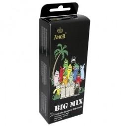 Презервативи - Amor Big Mix, 30 шт.