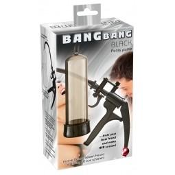 Вакуумна помпа - Bang Bang Black Scissors Grip