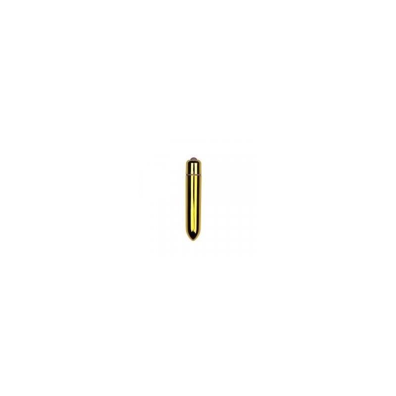 Вібропуля - 10 speeds Bullet Gold