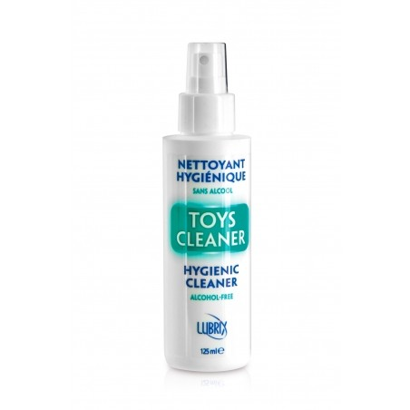 Догляд за іграшками і латексом - Toys Cleaner Lubrix, 125 мл